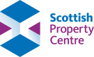 Scottish property centre, Inverness logo