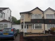 semi detached house in Ormonde Drive, Maghull...