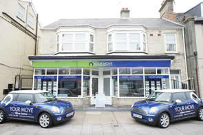 YOUR MOVE Oliver James lettings, Gorlestonbranch details