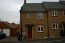 End of Terrace house to rent in Tippett Avenue, Swindon...