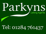 Parkyns, Bury St Edmunds lettings