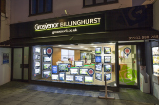 Grosvenor Billinghurst, Cobhambranch details