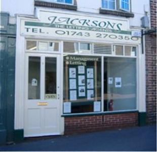 Jacksons The Letting Agents, Shrewsburybranch details