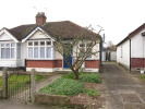 Semi-Detached Bungalow for sale in Moat Farm Road, Northolt...