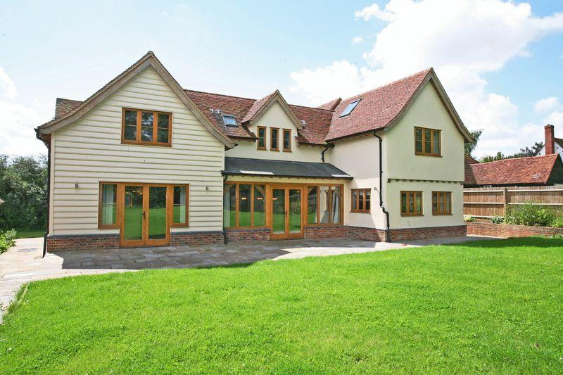 5 Bedroom Detached House For Sale In Furneux Pelham Nr Buntingford Herts Beautiful New Build