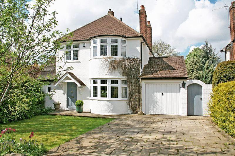 House Front Elevation Uk : Bedroom detached house for sale in goffs oak