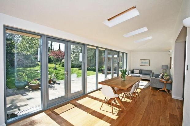 house for sale in Goffs Oak, Herts - Stunning Modern Extension ...