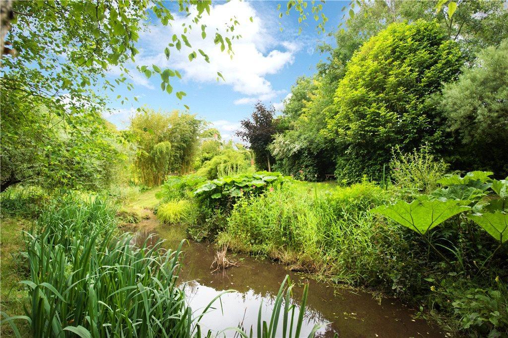 Garden/River