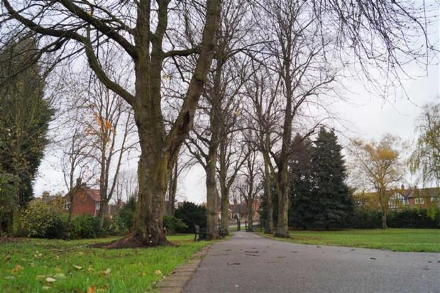 Tichfield Park (at t