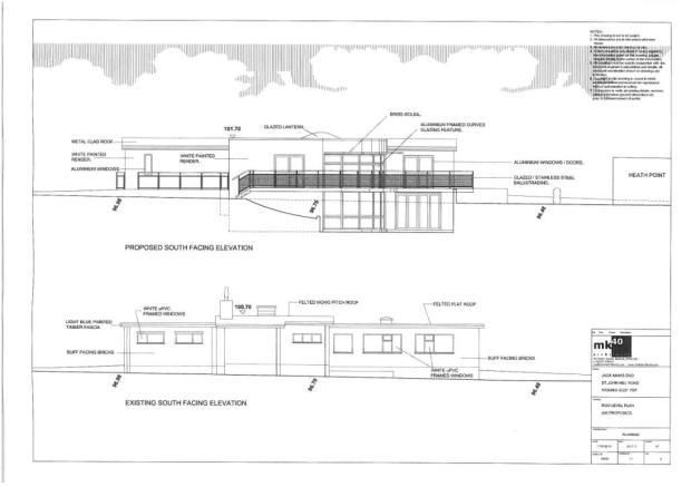 South Facing Plans