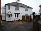 semi detached house in Mount Avenue, Hednesford...