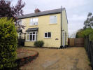 3 bed semi detached house in Braintree Road, Felsted...