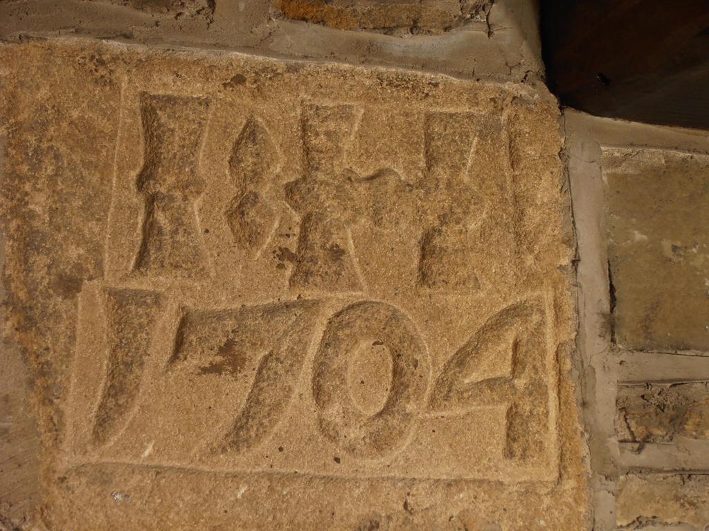 1704 Date Stone