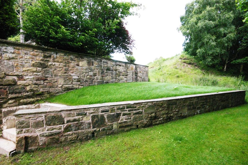 Landscaped Terracing