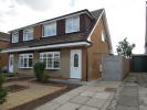 3 bed semi detached property for sale in Armadale Close...
