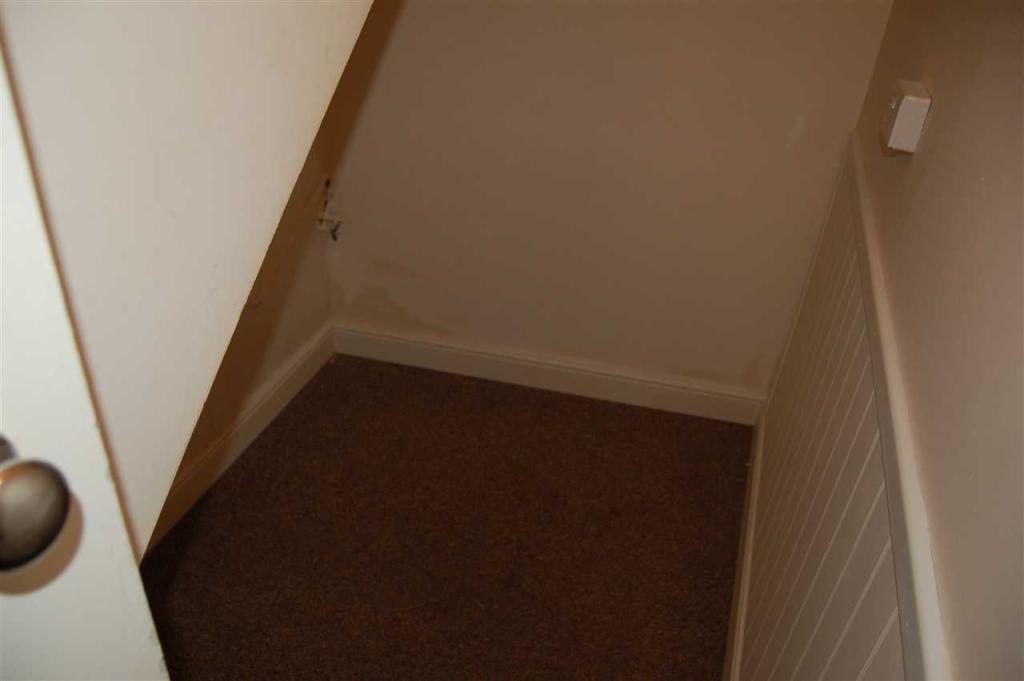 Understairs room