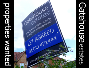 Get brand editions for Gatehouse Estates, Lettings
