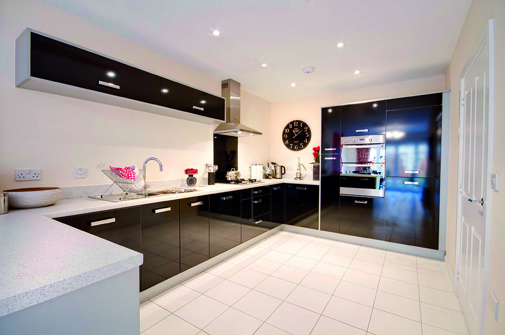 1. Typical Kitchen