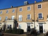 4 bedroom Town House to rent in Bonny Crescent, Ipswich