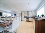 4 bedroom new property in Magazine Road...