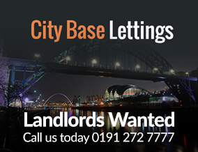 Get brand editions for Citybase Lettings Limited, Newcastle Upon Tyne
