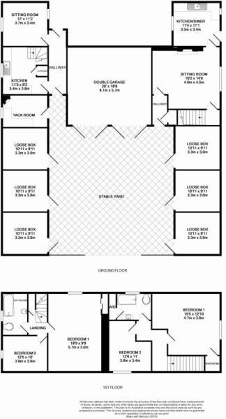 Floorplan C & S