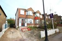 semi detached home in Harrow On The Hill
