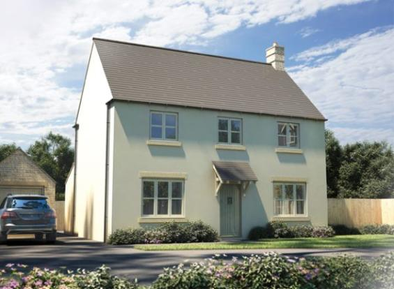 4 bedroom detached house for sale in stow road bourton on