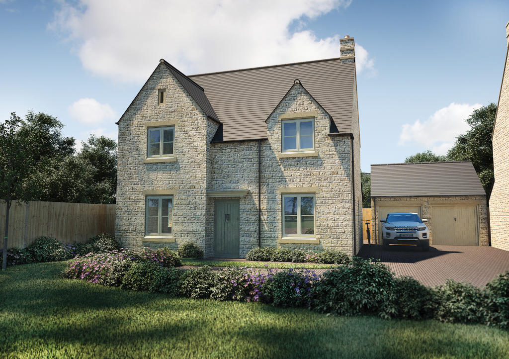 4 bedroom detached house for sale in off bourton link