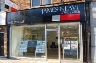 James Neave - The Estate Agent, Walton On Thamesbranch details