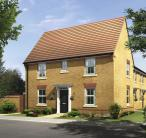 3 bed new house for sale in Spring Gardens...