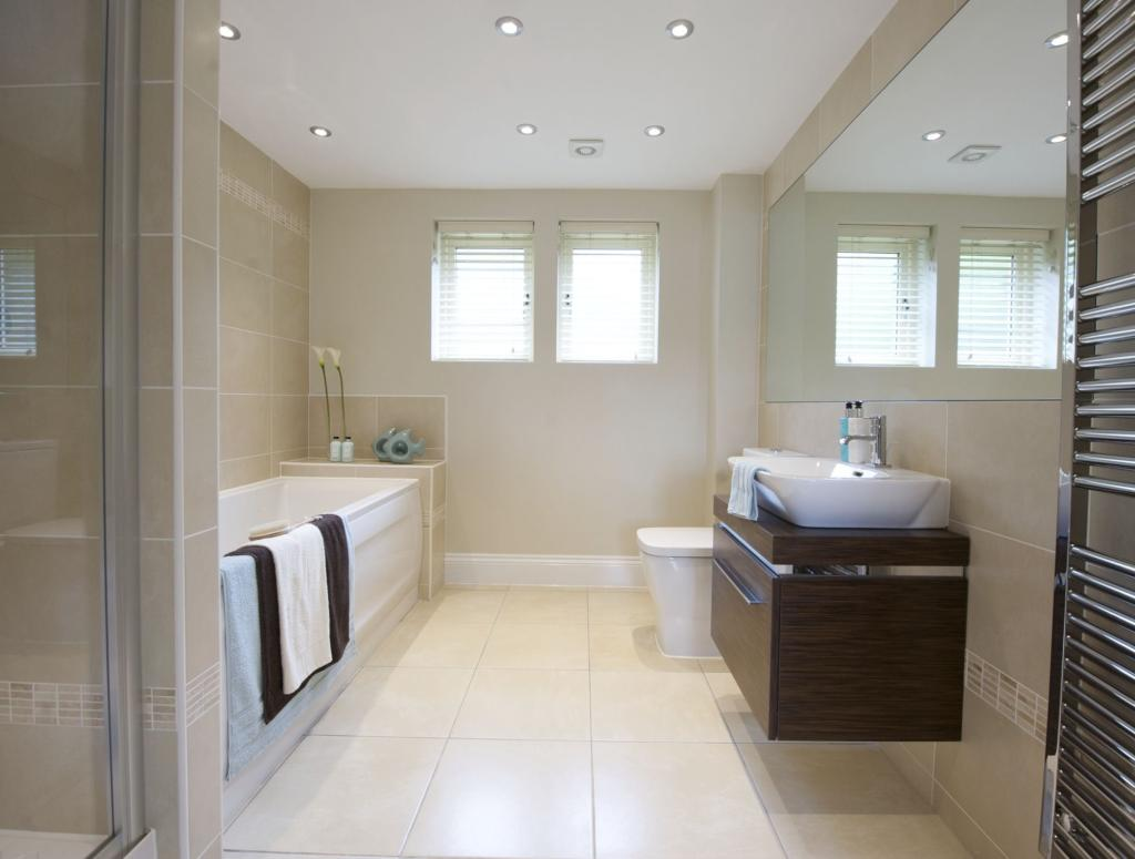 Show houses bathrooms images for Show home bathrooms