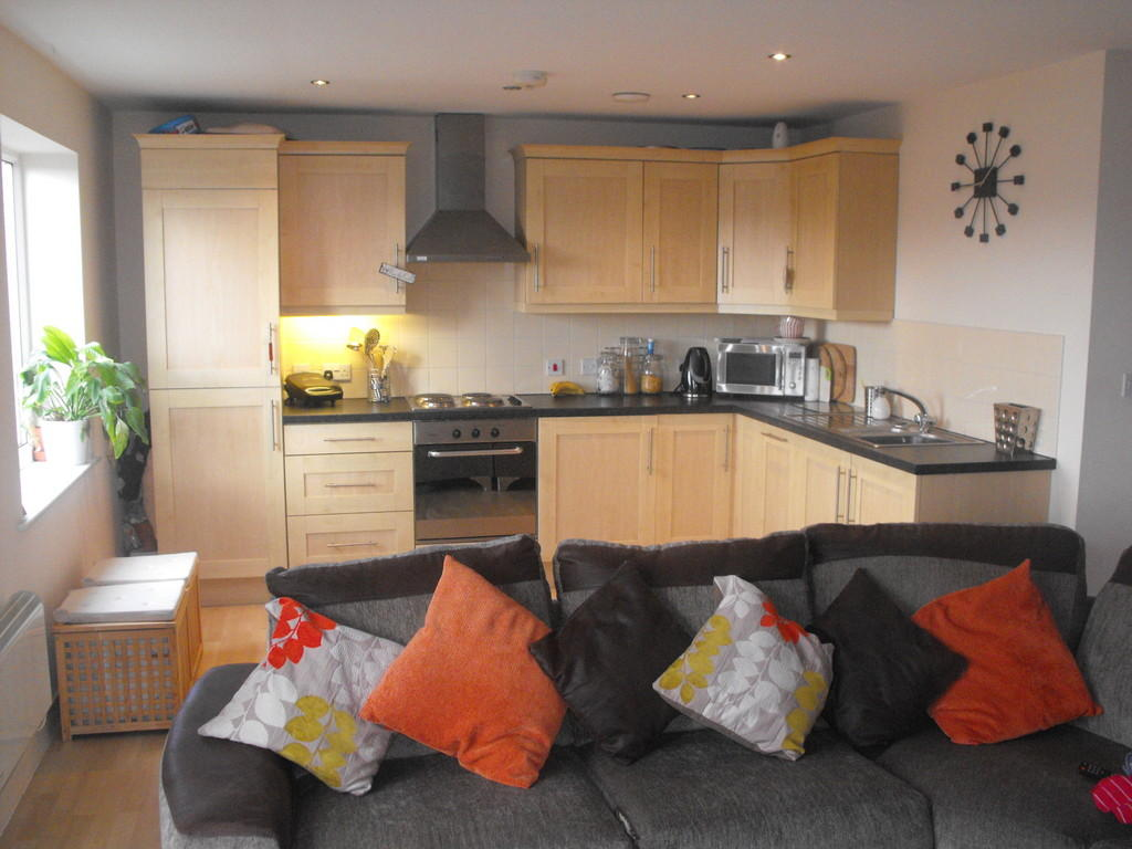 2 Bedroom Apartment To Rent In Brindley House Tapton Lock Hill Chesterfield S41
