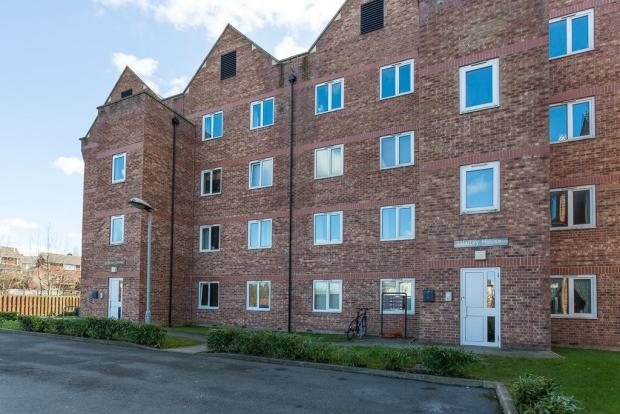 2 Bedroom Apartment For Sale In Varley House Tapton Lock Hill Chesterfield S41