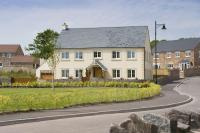 5 bed new property in Monmouth Road, Usk...