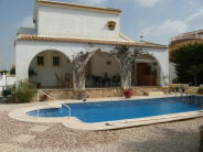 3 bedroom Detached Villa for sale in Murcia, Camposol