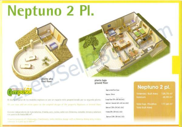standard floor plan