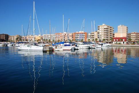 local marina