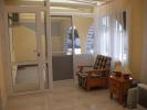 glazed sun lounge