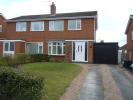 Flaxland Crescent semi detached house for sale