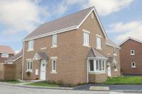 3 bed new house in Heol Cwrdy Sarn CF32 9NT