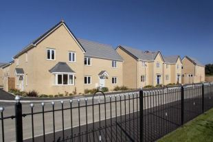 Parc Tyn Y Coed by Barratt Homes, Heol Cwrdy