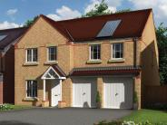 5 bed new property in Flatts Lane, Normanby...