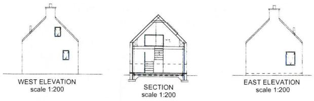 Side Elevations