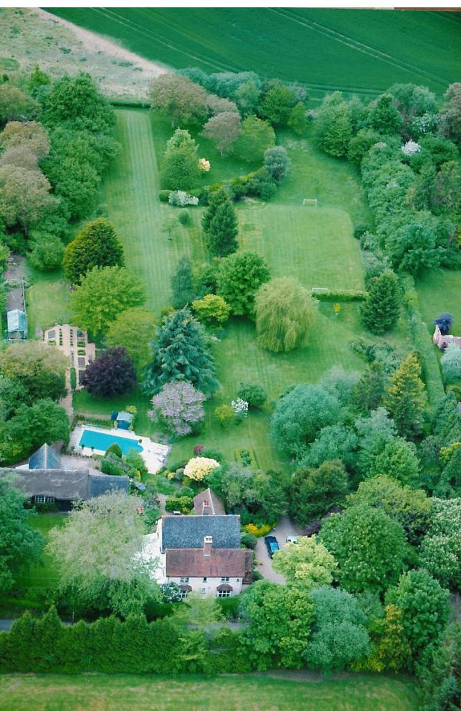 Aerial View-Grounds