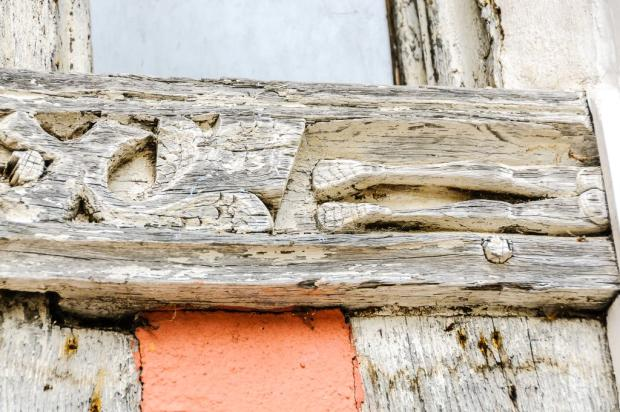 Carved Timbers