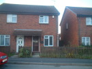 2 bed semi detached property in Chatsworth Way...