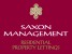 Saxon Management , New Milton  logo