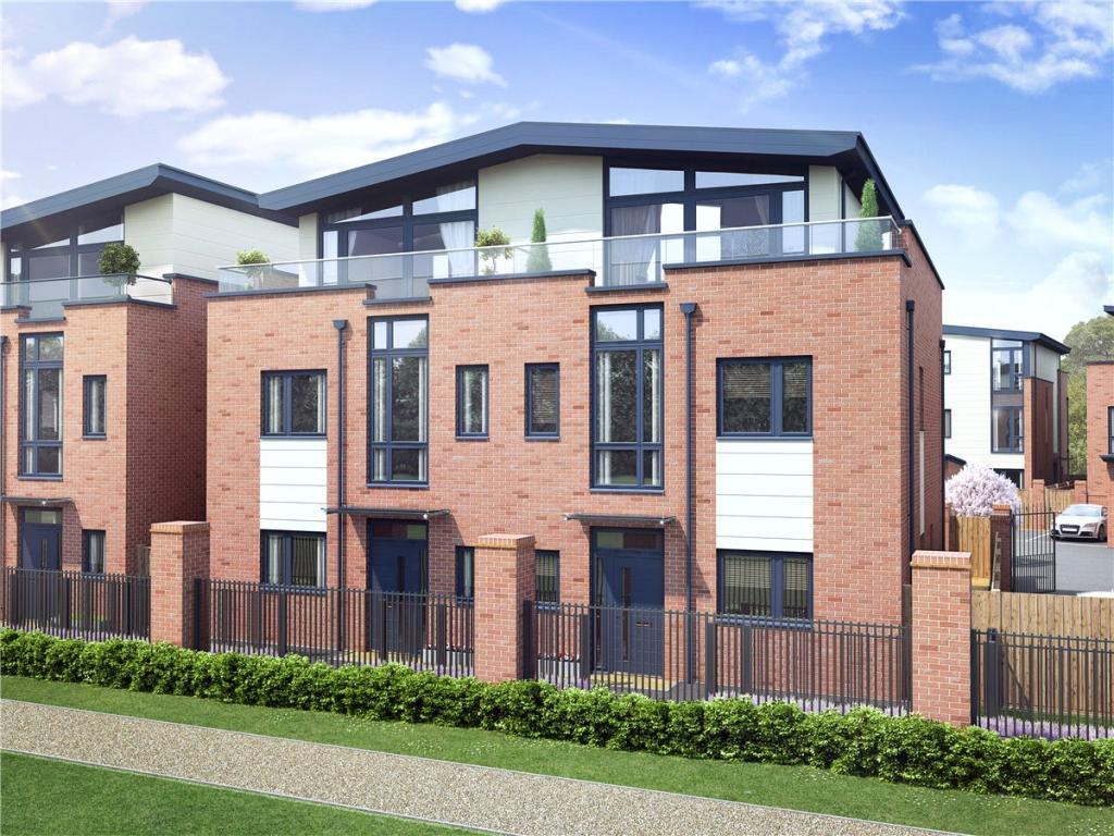 4 bedroom semi detached house for sale in newbury racecourse newbury berkshire rg14 rg14