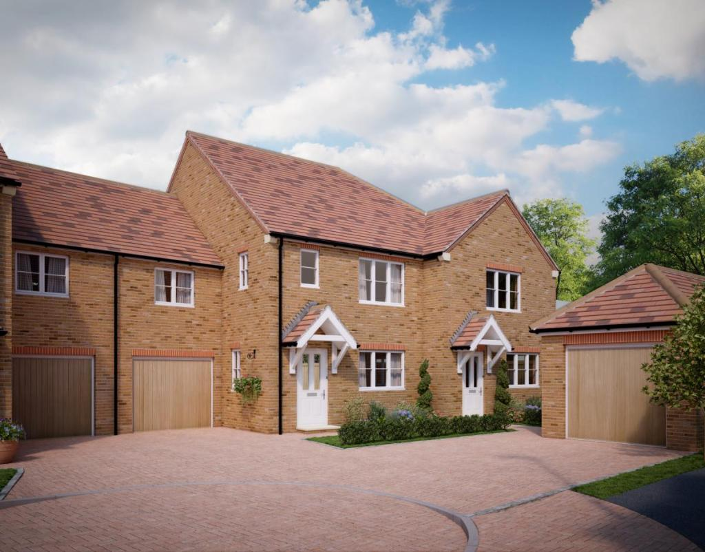 3 bedroom terraced house for sale in plot 4 lancelot gardens pinchington lane newbury rg19 rg19